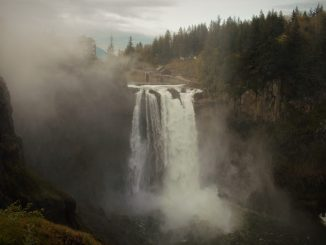 Twin Peaks Falls