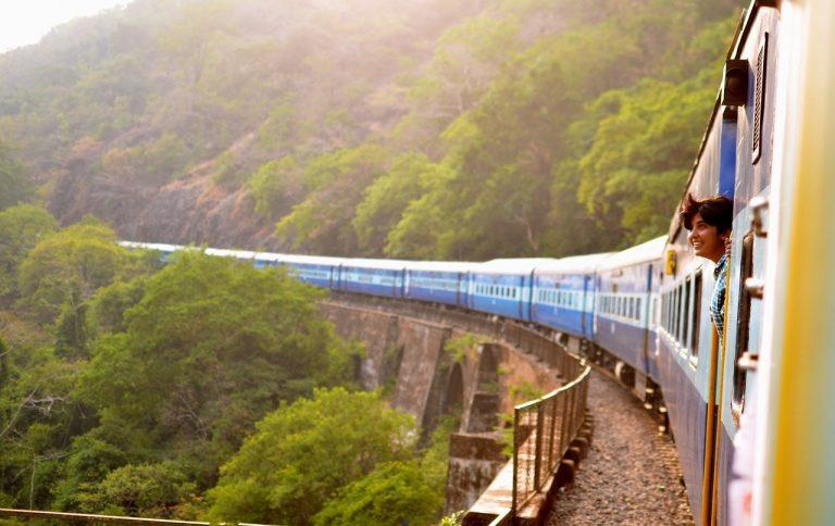 Interrail in Europe destinations