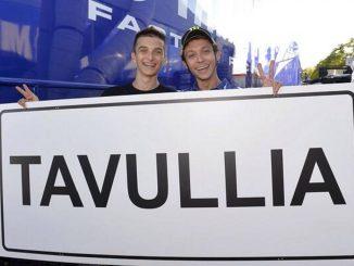 Luca Marini Valentino Rossi