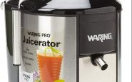 A review of the Waring pro juice extractor