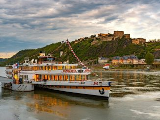Top sights to visit on the rhine Germany