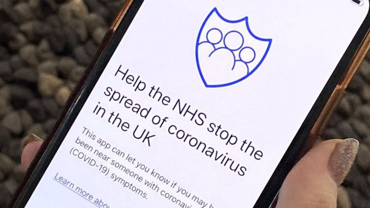 NHS is devoloping a tracing app