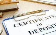 What are certificates of deposit?