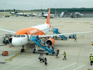 EasyJet cut flights