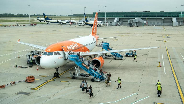 EasyJet cut flights