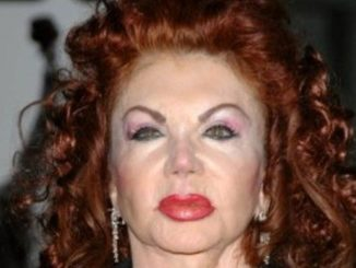 jackie stallone has died