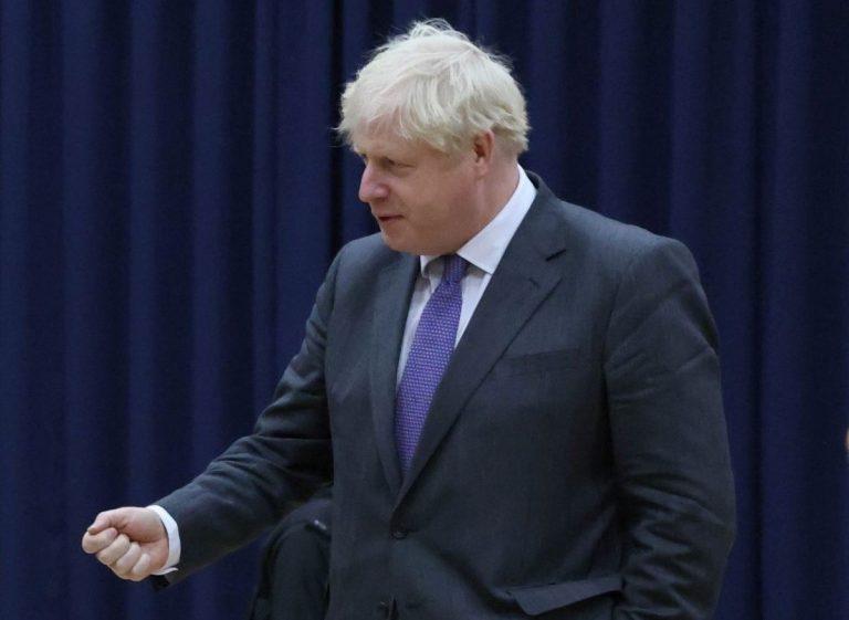 Boris Johnson circuit breaker