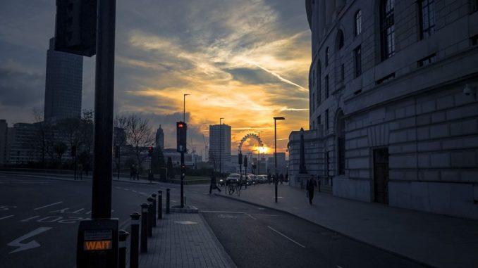 London's probably tier three lockdown: the alert