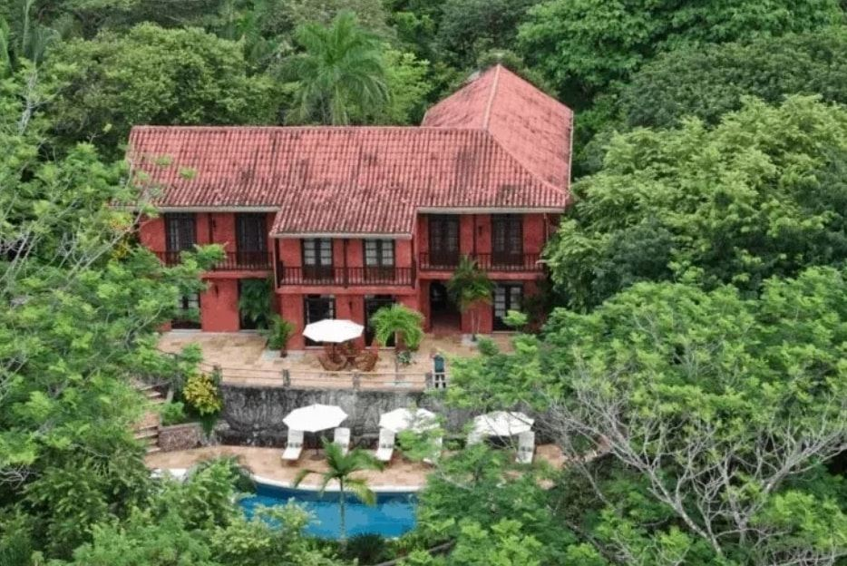 Mel Gibson's Home in Costa Rica