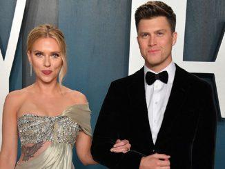 Scarlett Johansson's intimate wedding