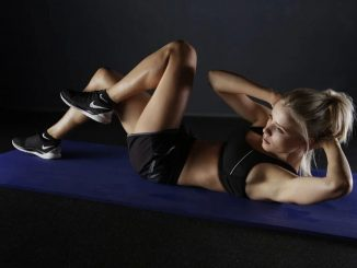 Abdominal exercises for women to do at home