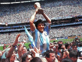 Tributes Pour In For Football Legend Diego Maradona