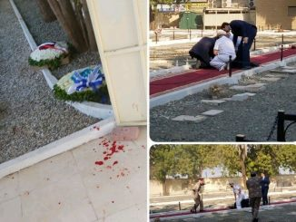 Several injured at Remembrance Day bombing at Saudi cemetery