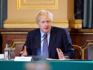 Boris Johnson plans to mass test the UK truck drivers