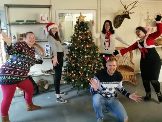 Christmas Jumper Day 2020 on Friday December 11 for Save the Children Today