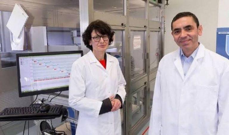 ugur sahin assures about vaccine