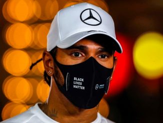 Lewis Hamilton tests positive for Covid