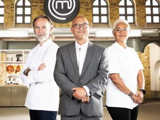 Alex Webb is the winner of MasterChef Professional 2020