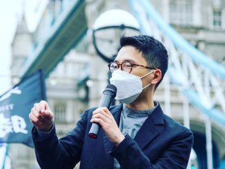 Hong Kong activist Nathan Law asked for asylum in the UK