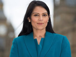 """Don't see grandparents over Christmas if possible"", Priti Patel says"