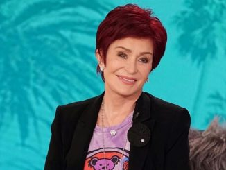 Sharon Osbourne tested positive for Covid-19