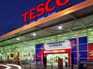 Tesco introduces purchasing limits on certain items to prevent panic buying