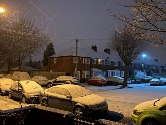 UK weather: London and South East prepare for snow