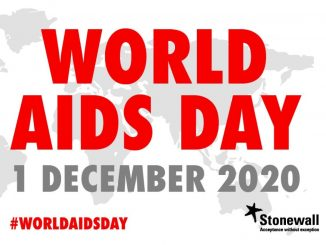 Celebrating World AIDS Day in 2020