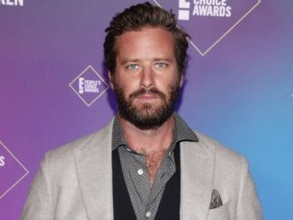 Armie Hammer quits film after message leaks