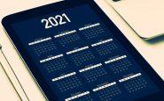 Calendar 2021 palindrome dates