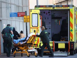 covid deaths UK
