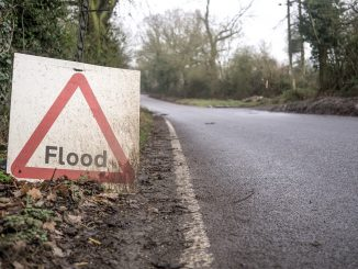 Flood warnings in England as Storm Christoph continues