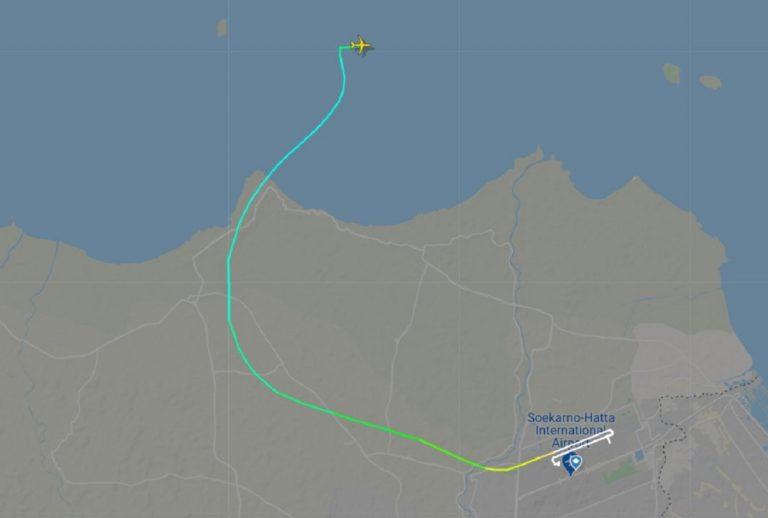 Indonesia Boeing crashes