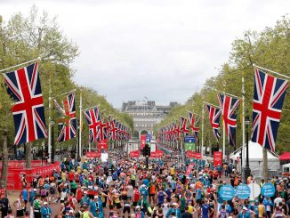 Biggest London Marathon ever after Covid vaccine rollout