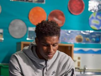 Rashford slams free school meal packages as 'not good enough'