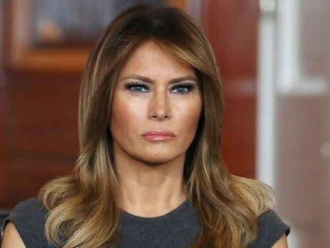 melania trump biden white house