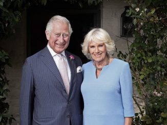 Prince Charles and Camilla receive first dose of vaccine
