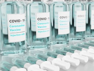 The UK have ordered 407m Covid vaccine doses