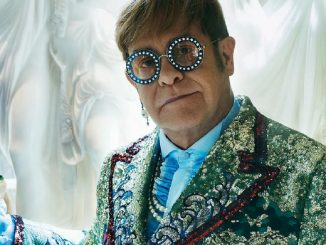 Elton John and Michael Caine encourage people to get vaccinated