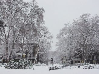 Snow forecast in London this weekend