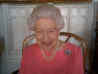 Queen speaks about Covid vaccine