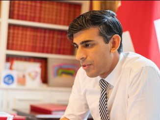 Chancellor Rishi Sunak extends the furlough until September