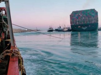 Ever Given vessel refloated this morning, Suez canal traffic to be restored