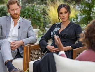 Meghan and Harry's Oprah interview, the pressure made her have suicidal thoughts