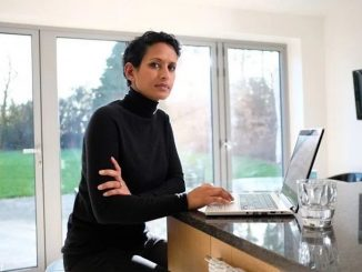 Naga Munchetty apologises for appreciating offensive tweets