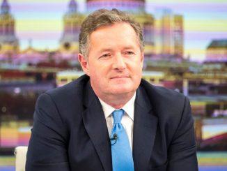 Piers Morgan's comments