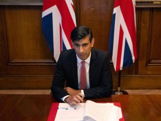 Rishi Sunak confirms Universal Credit cut in October