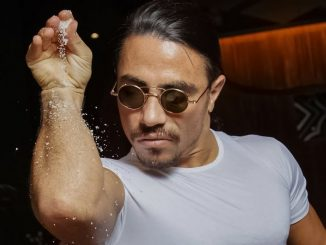 Salt Bae open his first restaurant in the UK