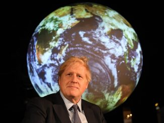 Boris Johnson at the climate summit: It's time to get serious