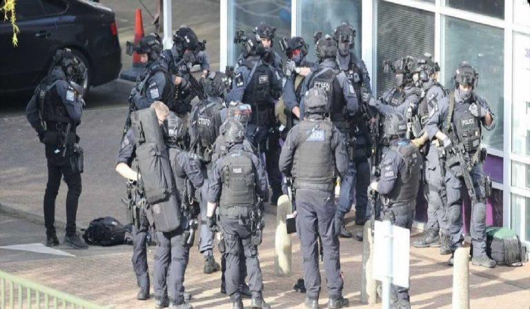 Crawley College suspected gunman